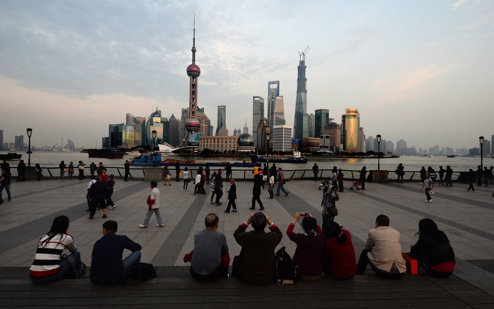 Shanghai is Combatting Pollution in 2016