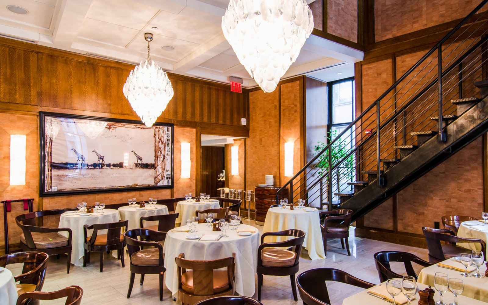 NYC's power lunch restaurants