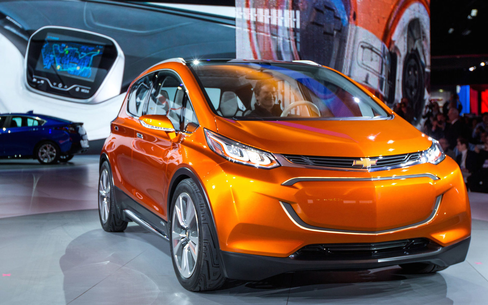 Chevy Bolt Long Range EV