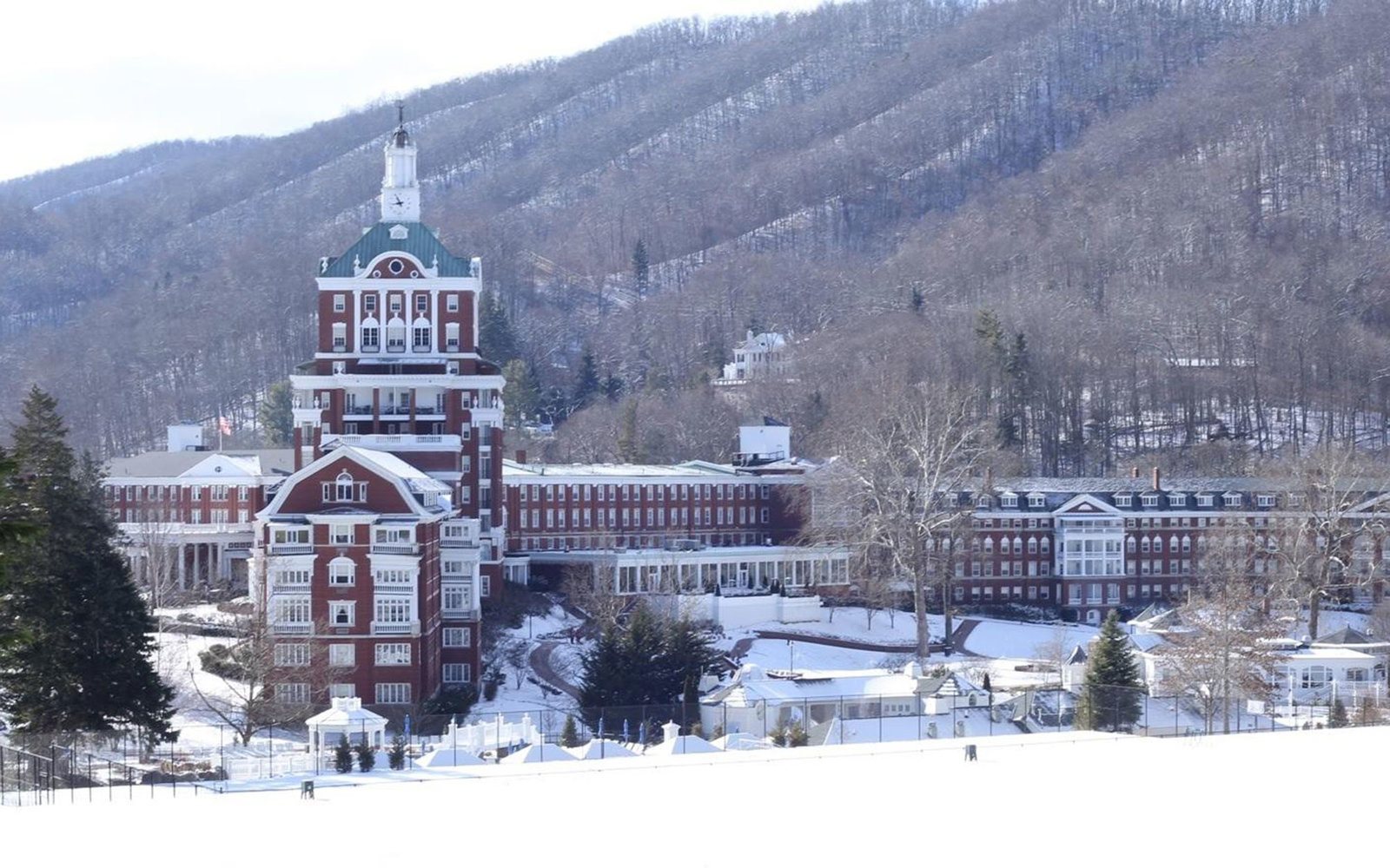 Best Colleges In Washington State >> DC's Best Winter Getaways | Travel + Leisure
