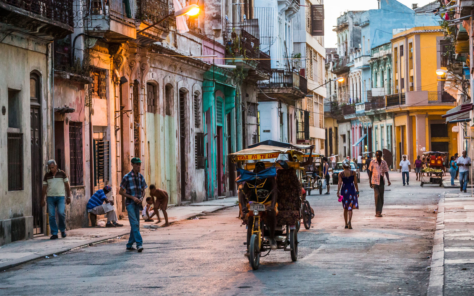 A Pioneering Trip to Cuba
