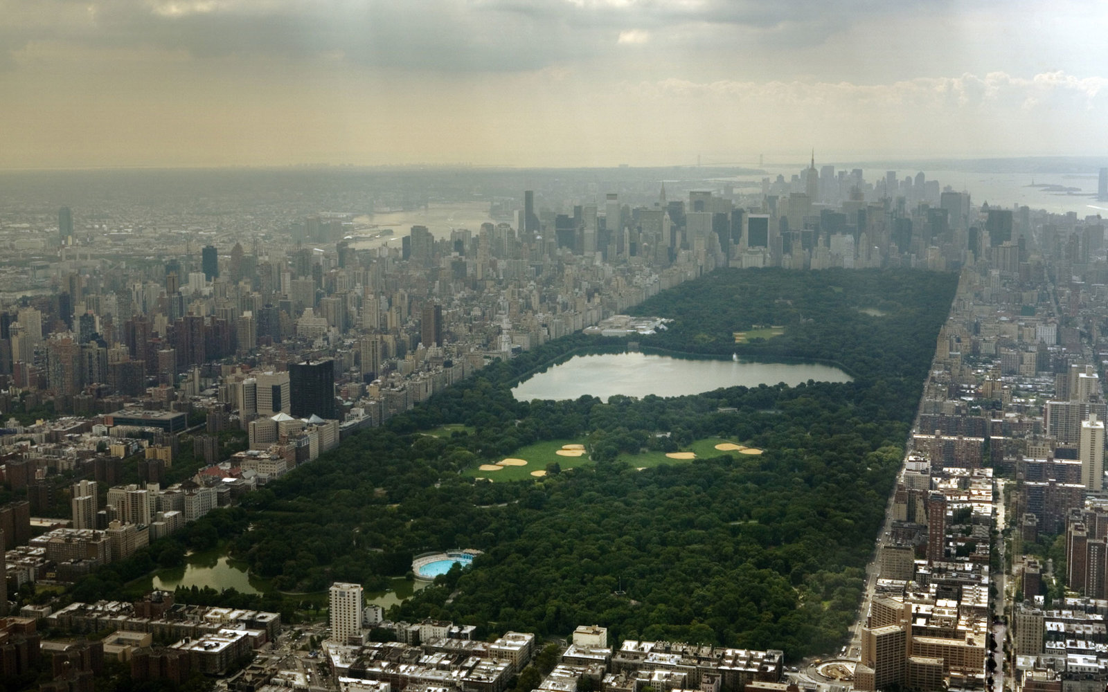 Walt Whitman >> Secrets of Central Park | Travel + Leisure
