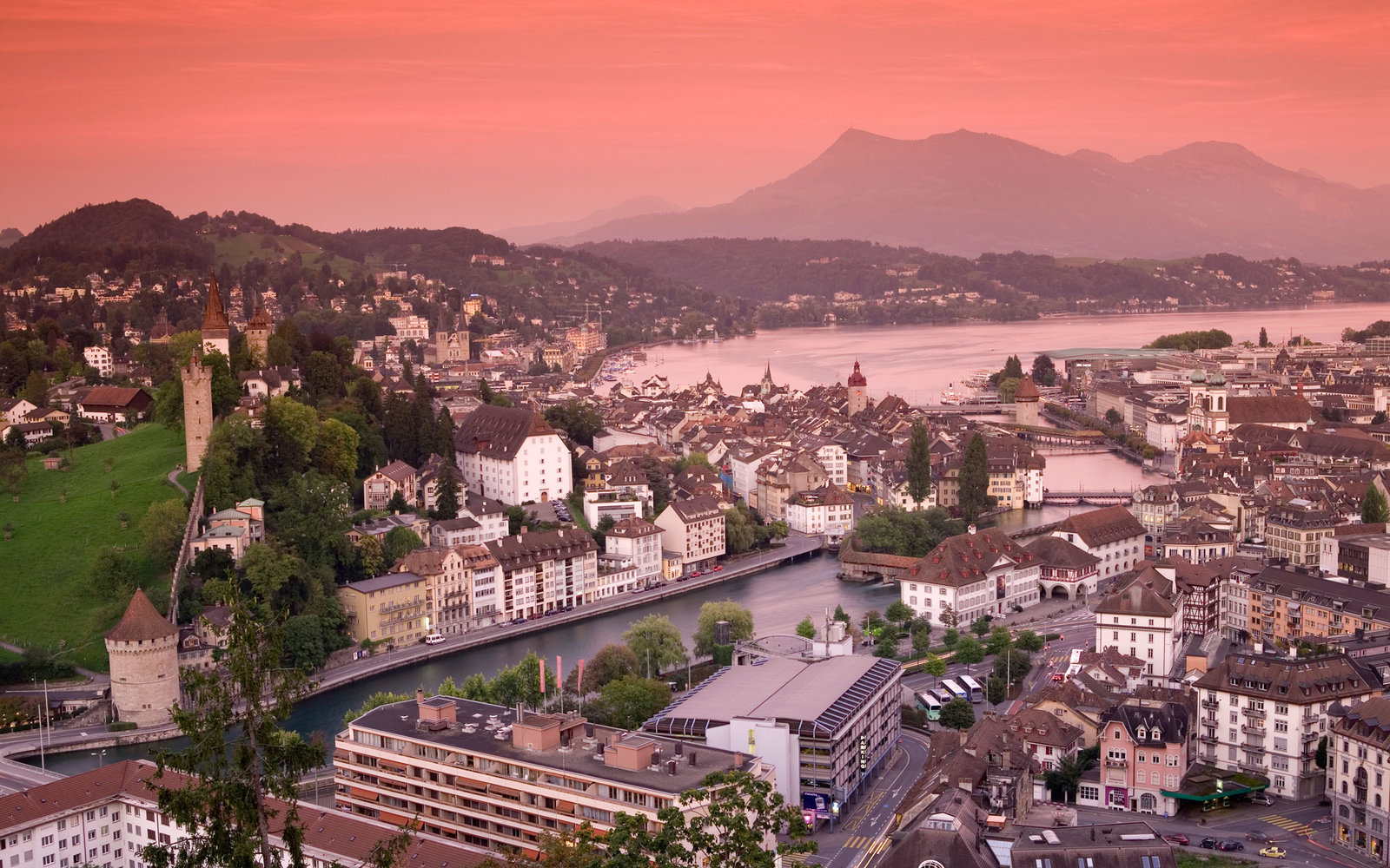 20 Lucerne, Switzerland