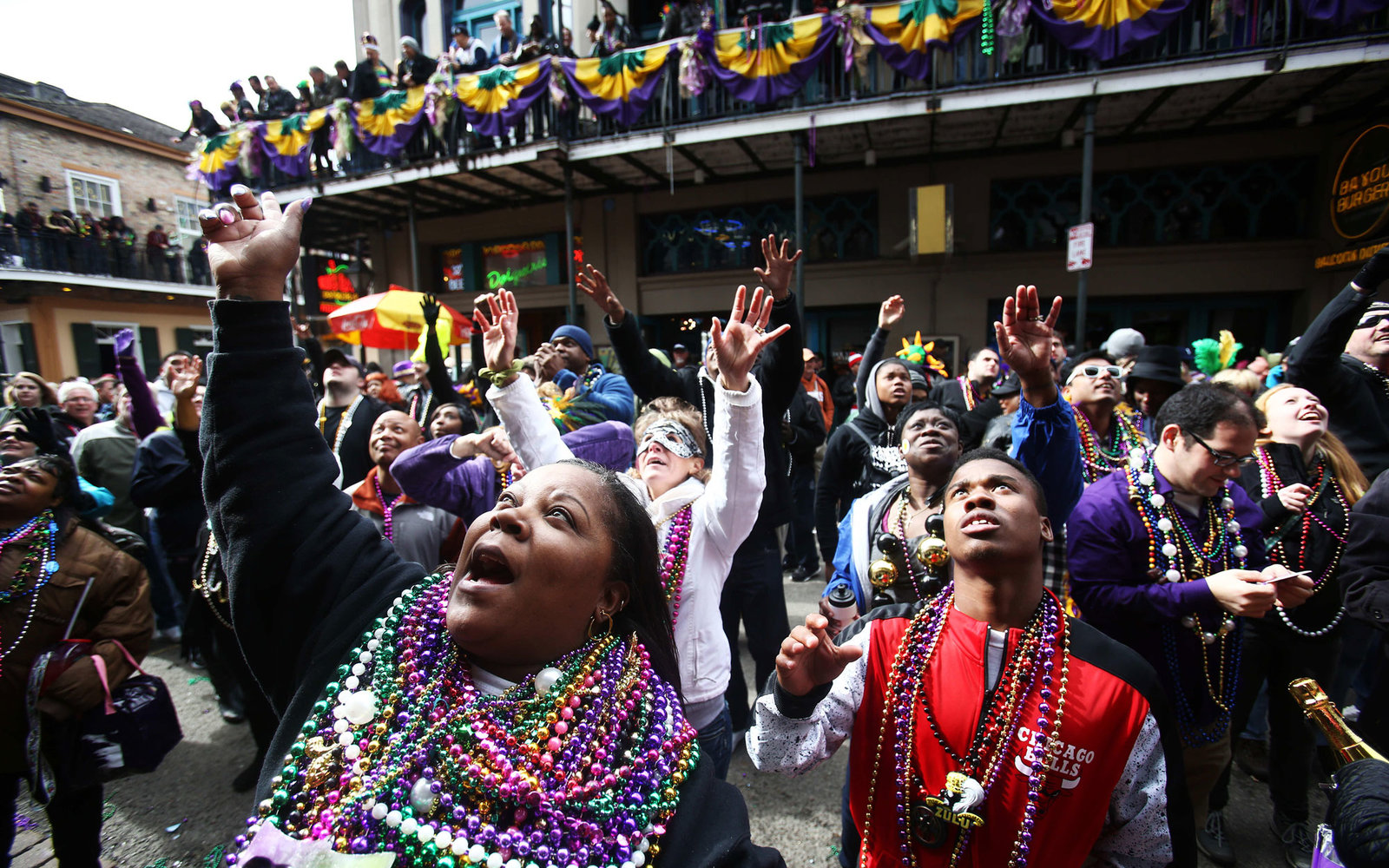 How To Enjoy Mardi Gras And Not Make A Fool Of Yourself