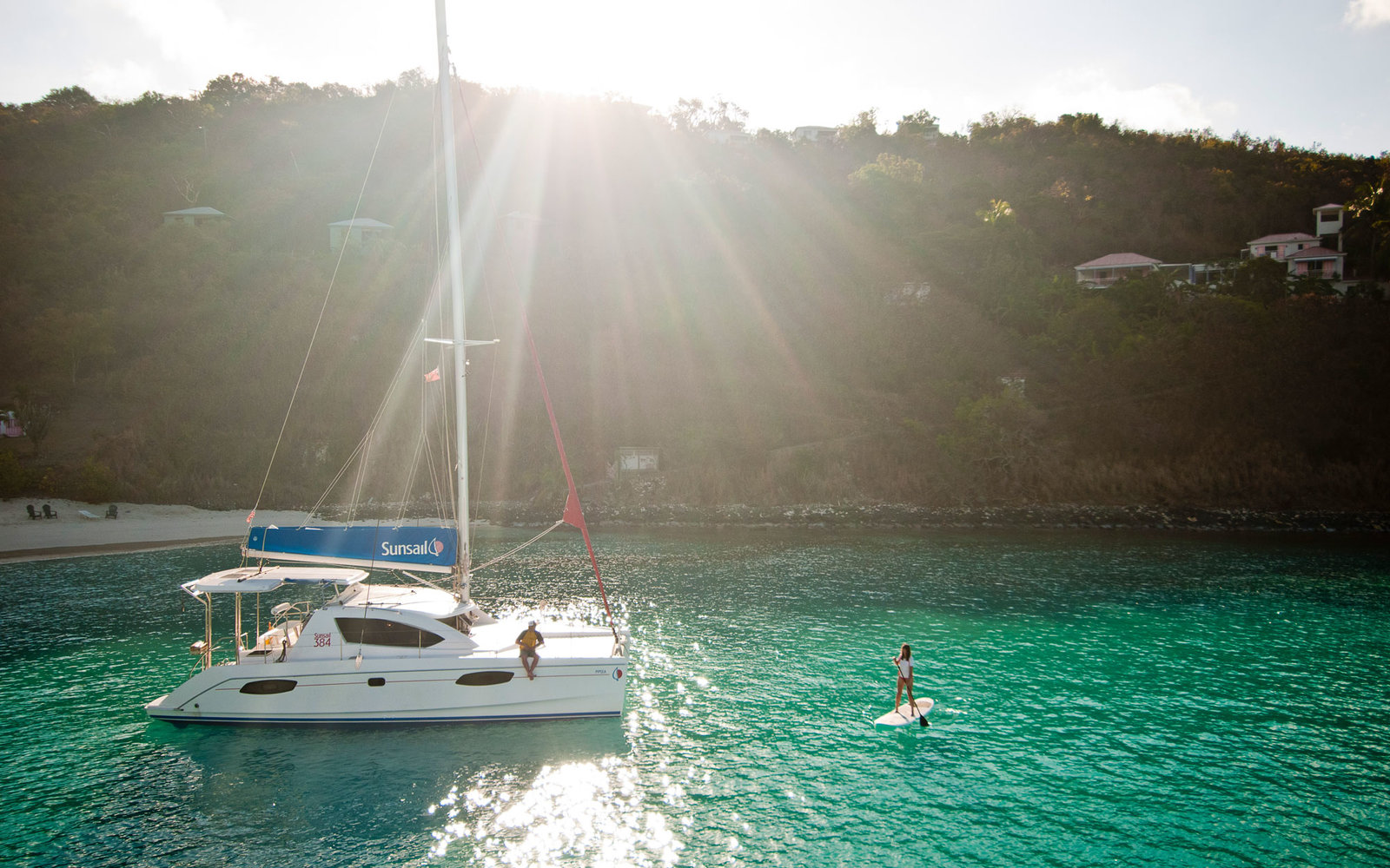How to See the British Virgin Islands by Yacht