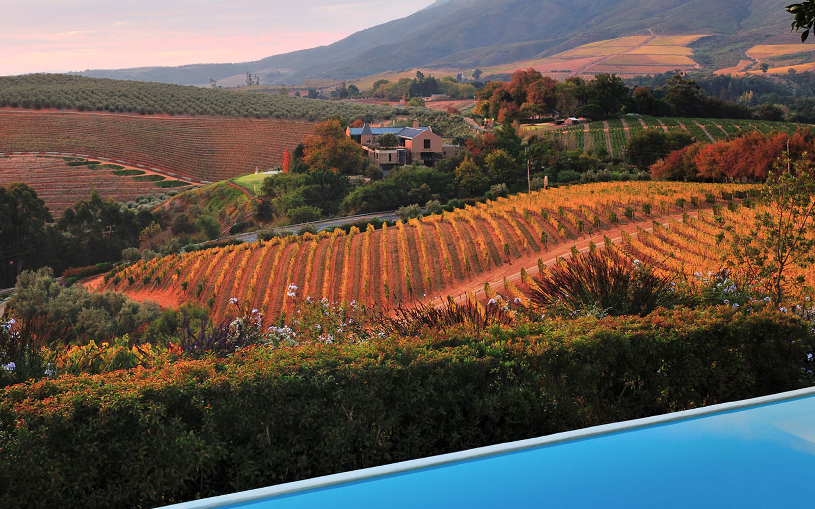Delaire Graff, Winelands, South Africa
