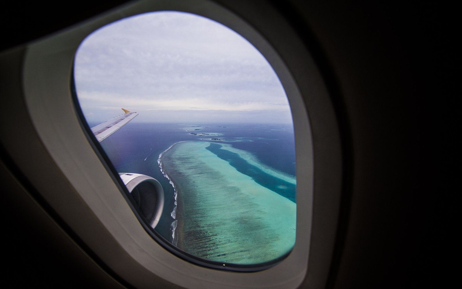 Why Are Airplane Windows Round? | Travel + Leisure