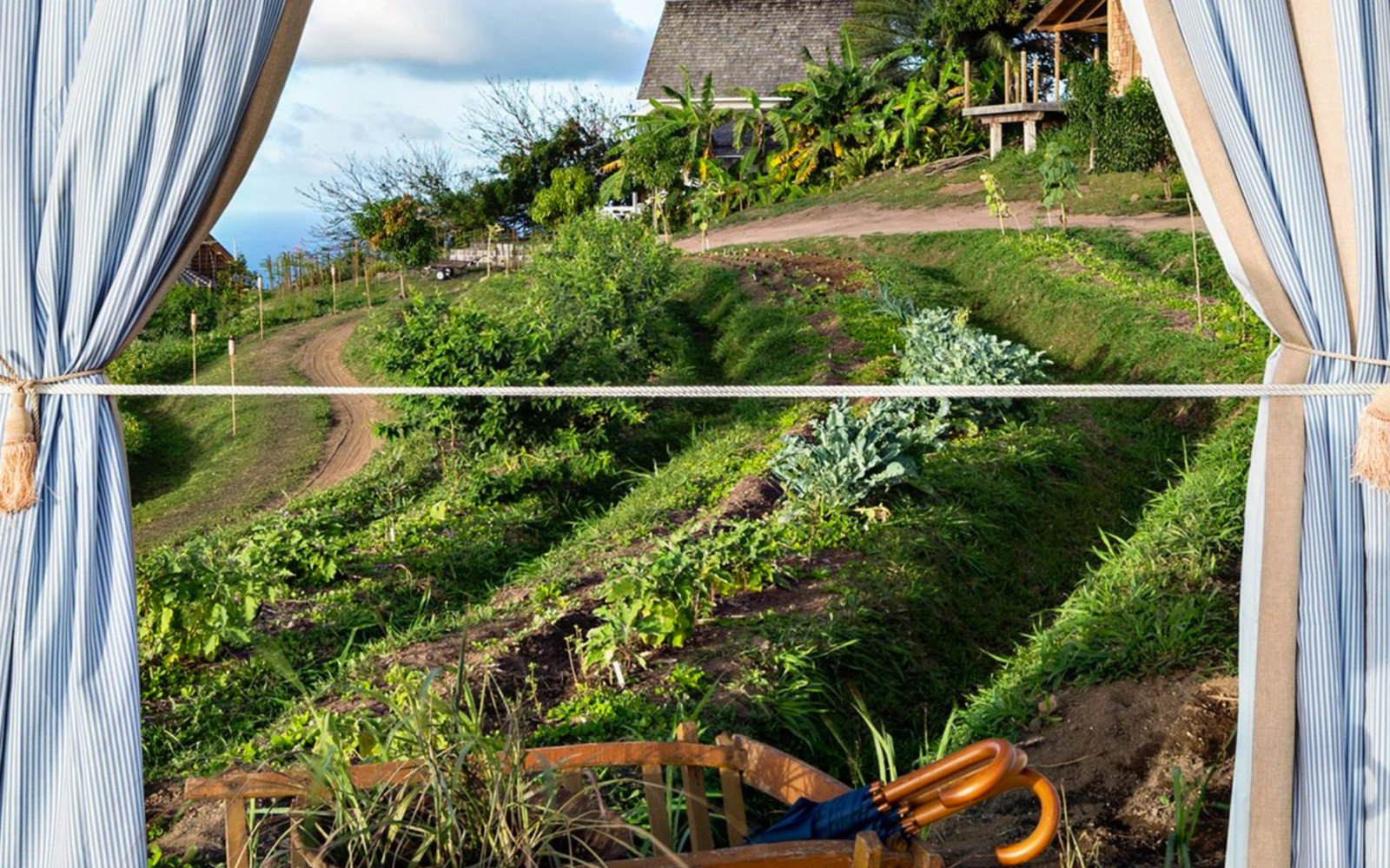 Farm-to-Table Hotels That Let You Eat Off the Land