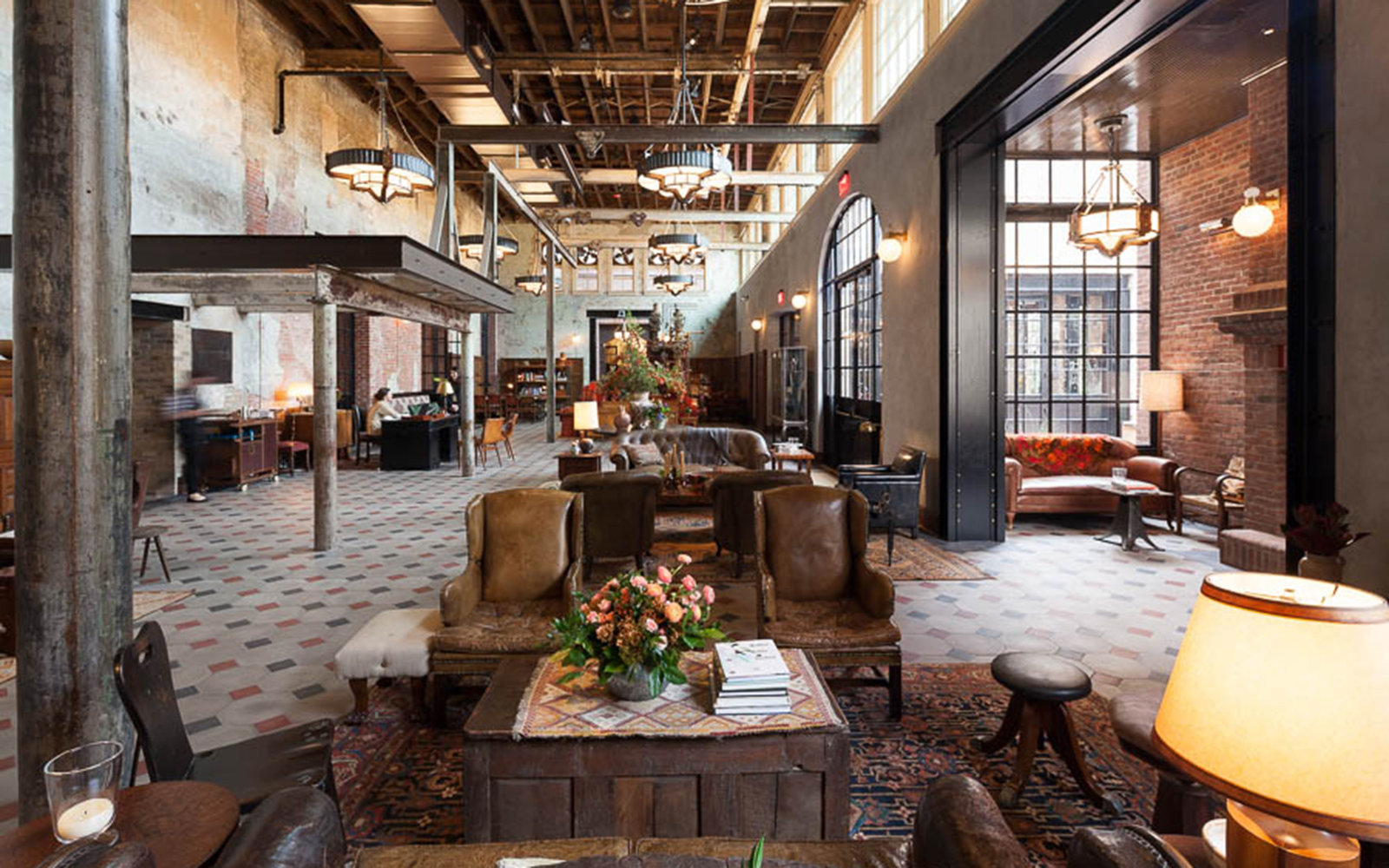 America S Coolest New Urban Hotels Travel Leisure