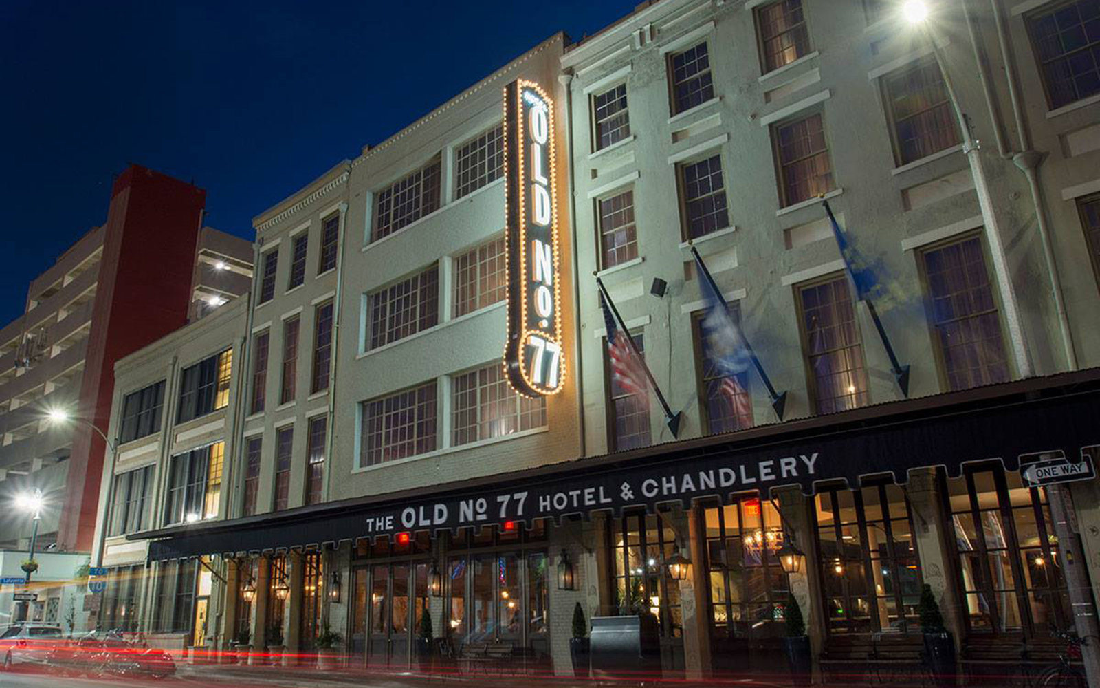 8. The Old No. 77 Hotel & Chandlery, New Orleans, Louisiana