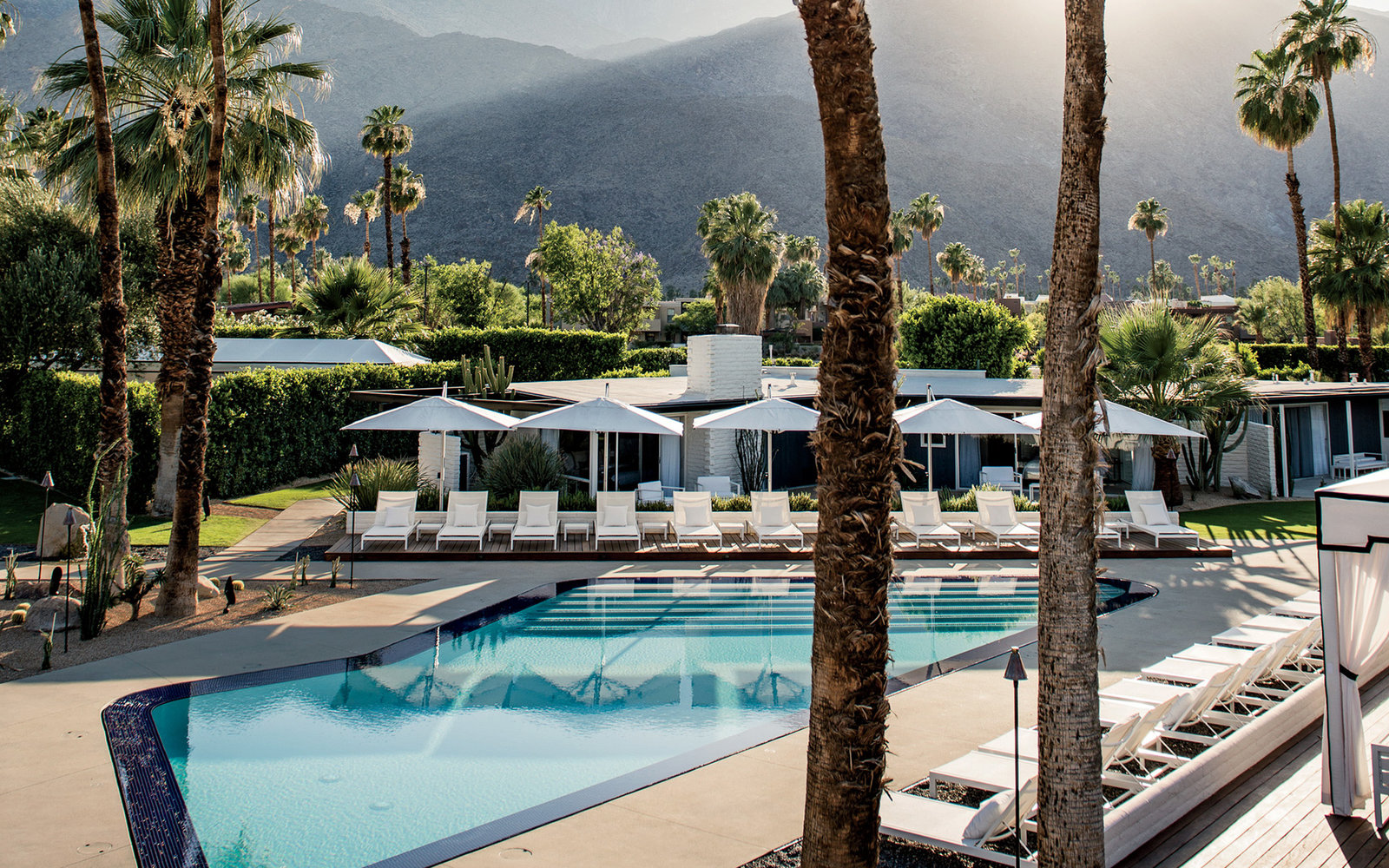 L'Horizon in Palm Springs, California