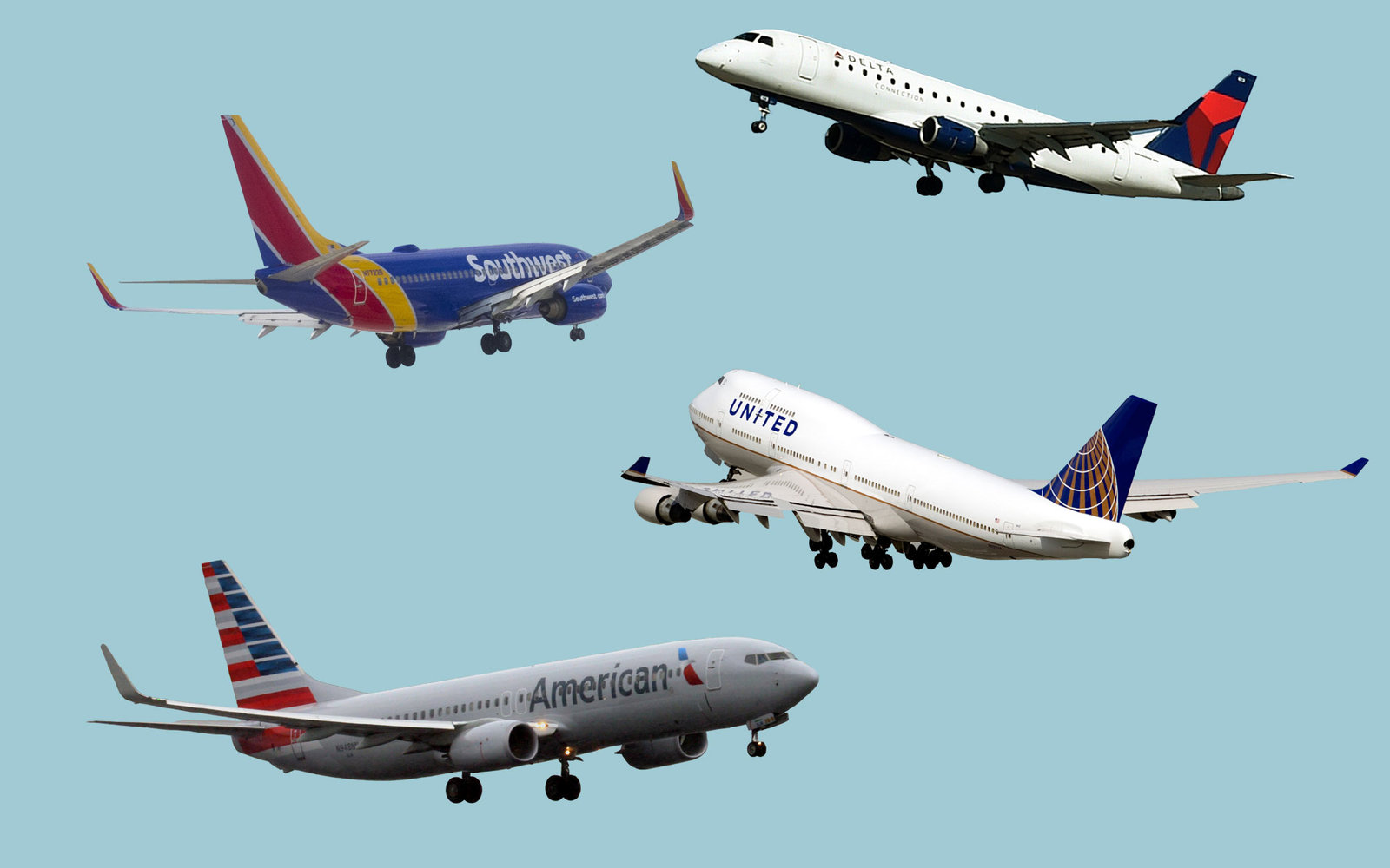 Major Airline Carriers Competition