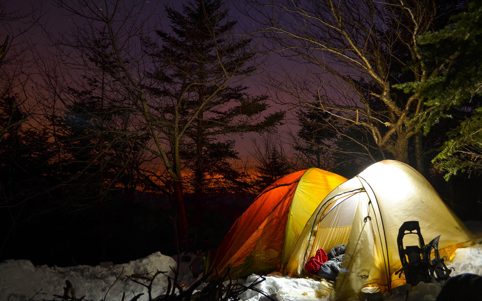 How to Spend the Winter Outdoors—and Still be Comfortable