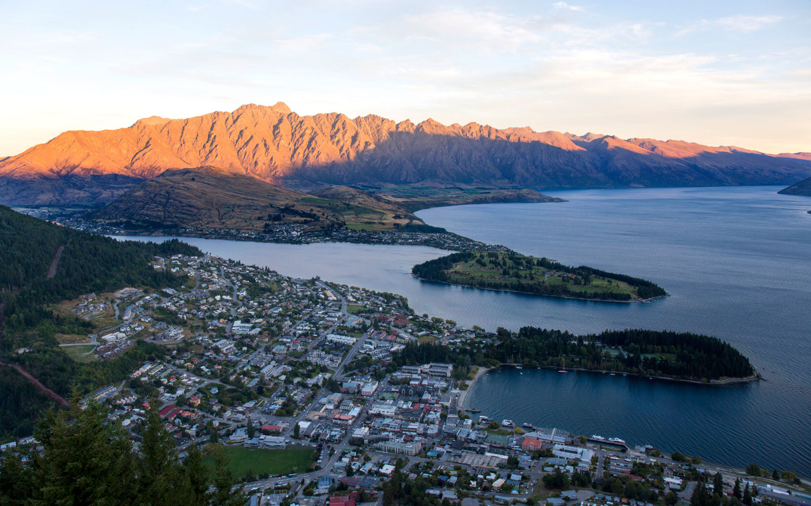 Video Visit New Zealand Without Leaving Your Seat