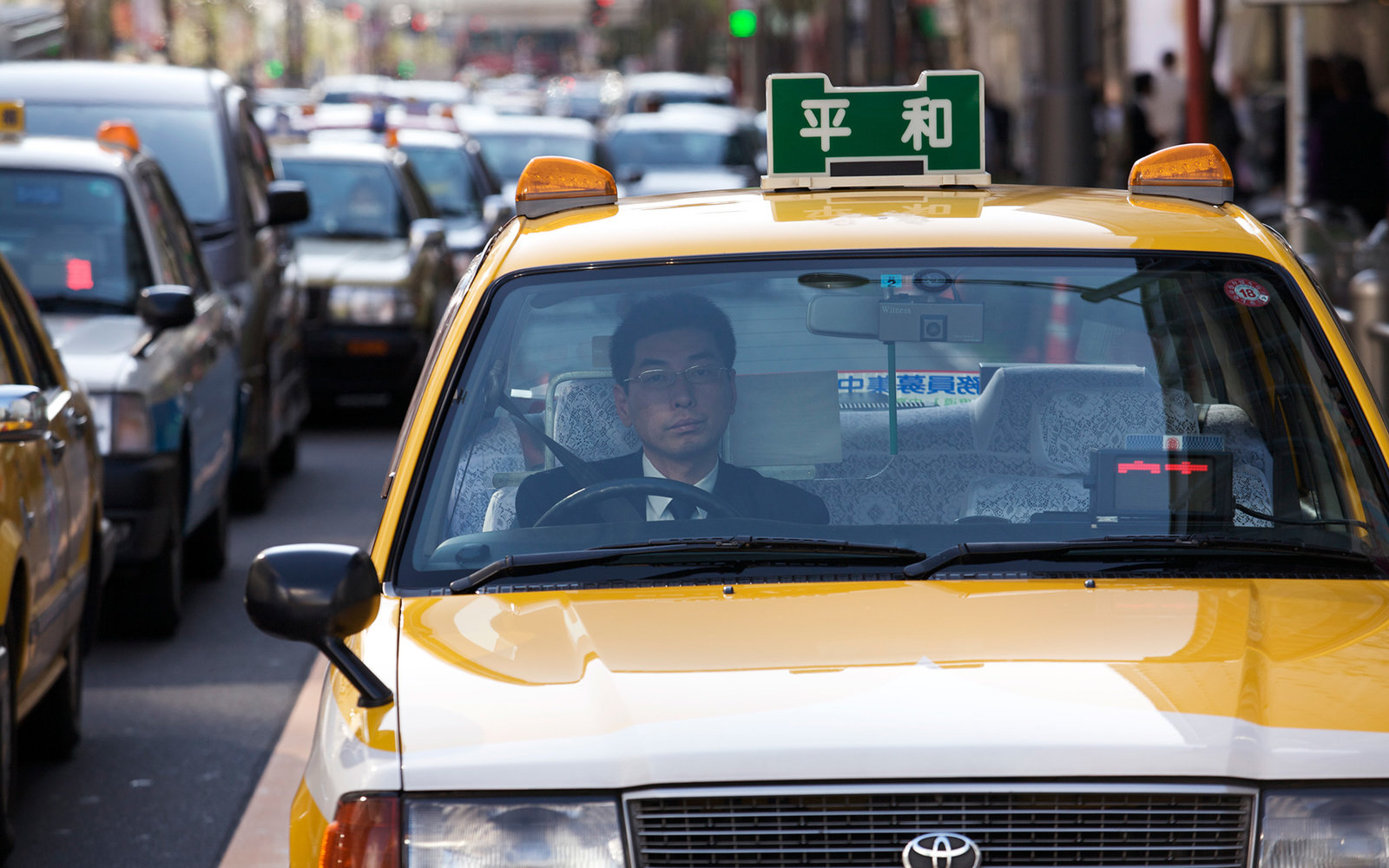 Taxi Drivers in Japan Claim They've Had Ghost Passengers ...