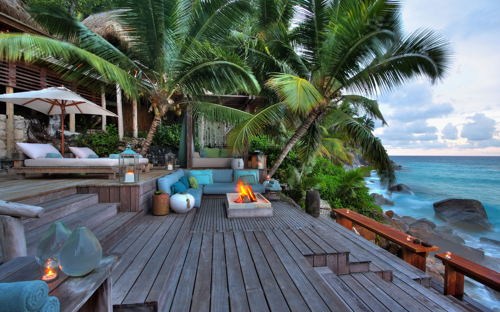 North Island - Indian Ocean Seychelles