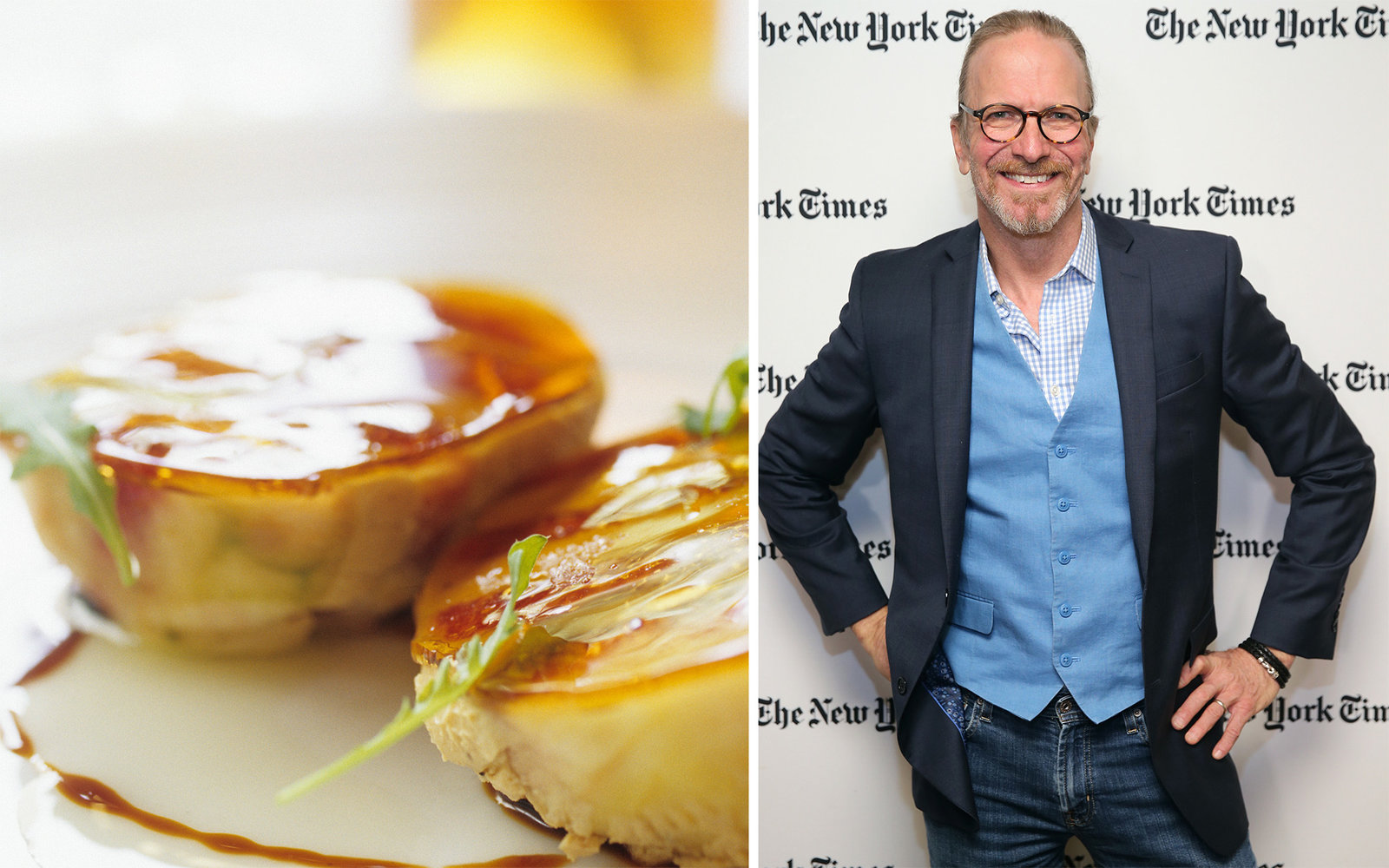 POCANTICO HILLS, NY - OCTOBER 20:  Michel Nischan, founder & C.E.O., Wholesome Wave attends The New York Times Food For Tomorrow Conference 2015 at Stone Barns Center for Food & Agriculture on October 21, 2015 in Pocantico Hills City.  (Photo by Neilson B