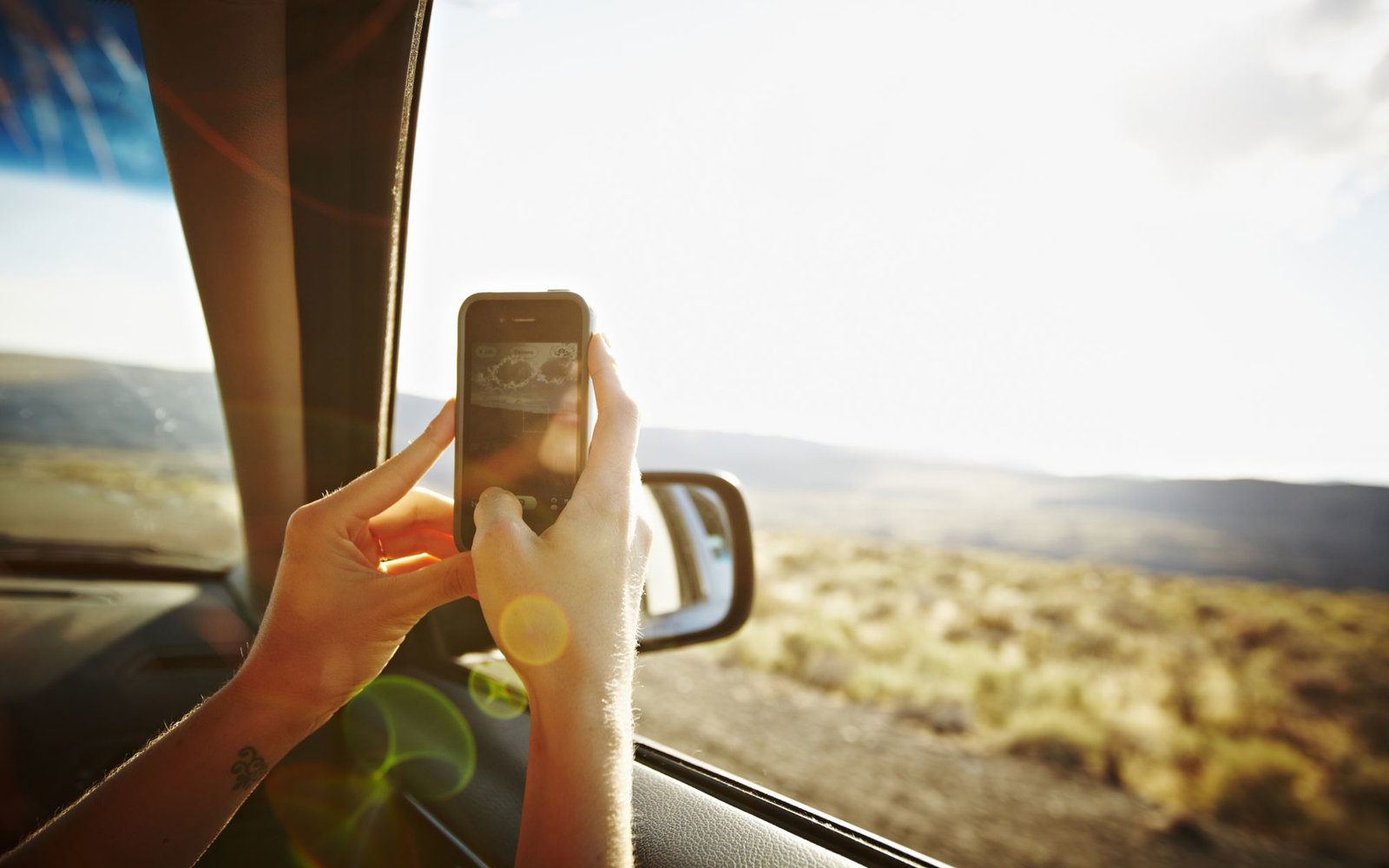 How To Take A Fake Road Trip Using Instagram