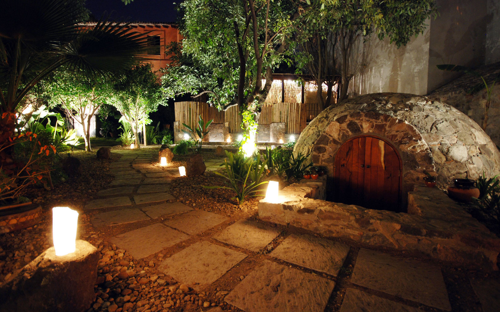 Mexico Hotel Spa temazcal