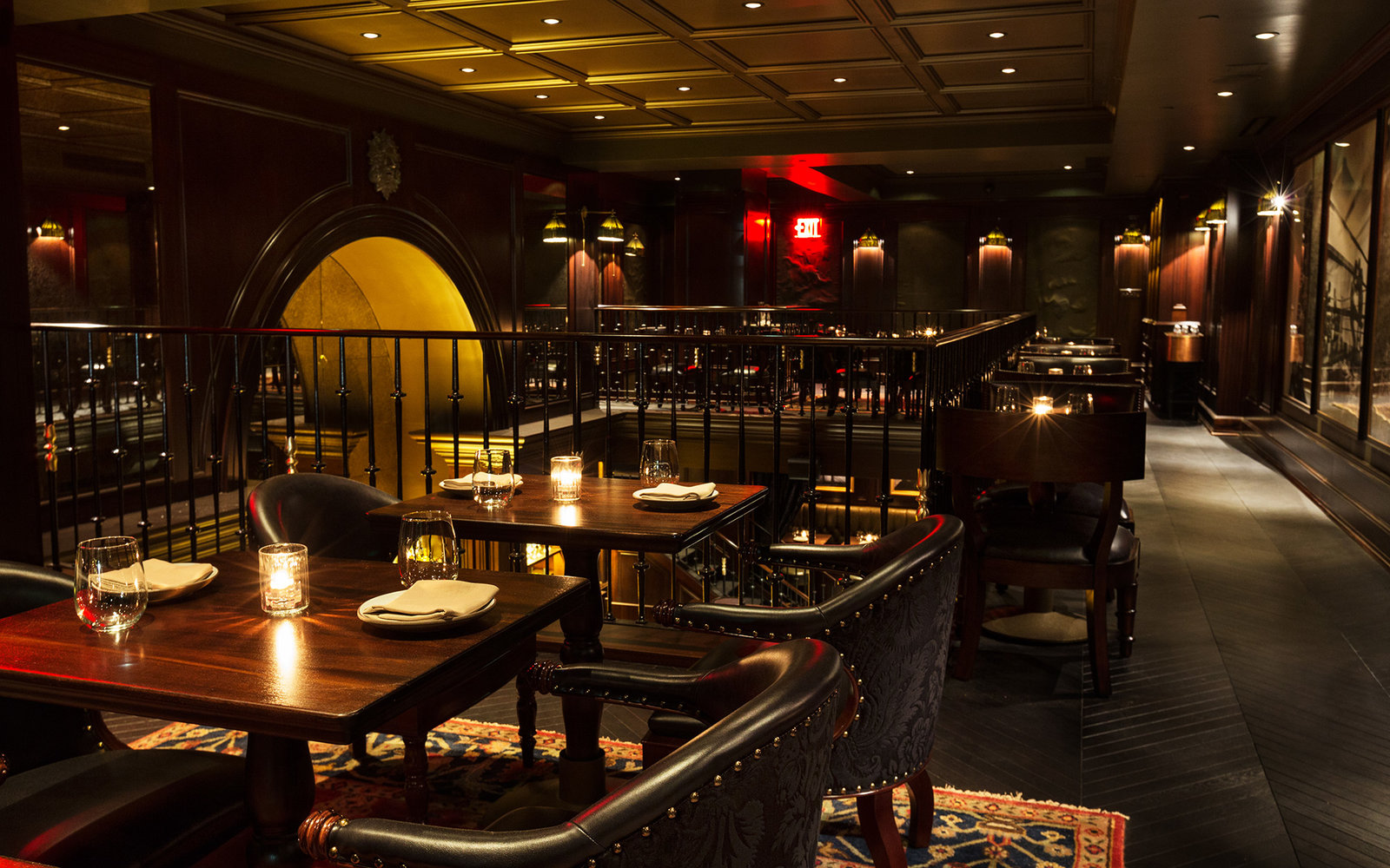 NoMad Bar at NoMad Hotel, New York City