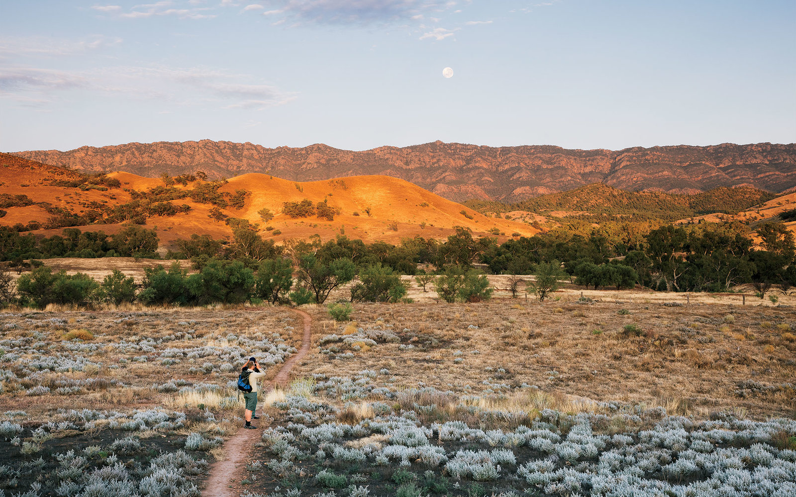 Conservation In The Australian Outback Travel Leisure