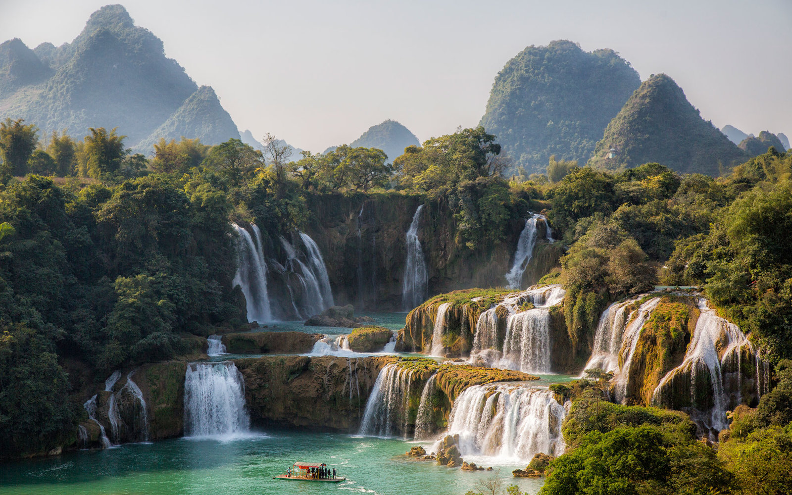 the 25 most aweinspiring waterfalls on earth travel