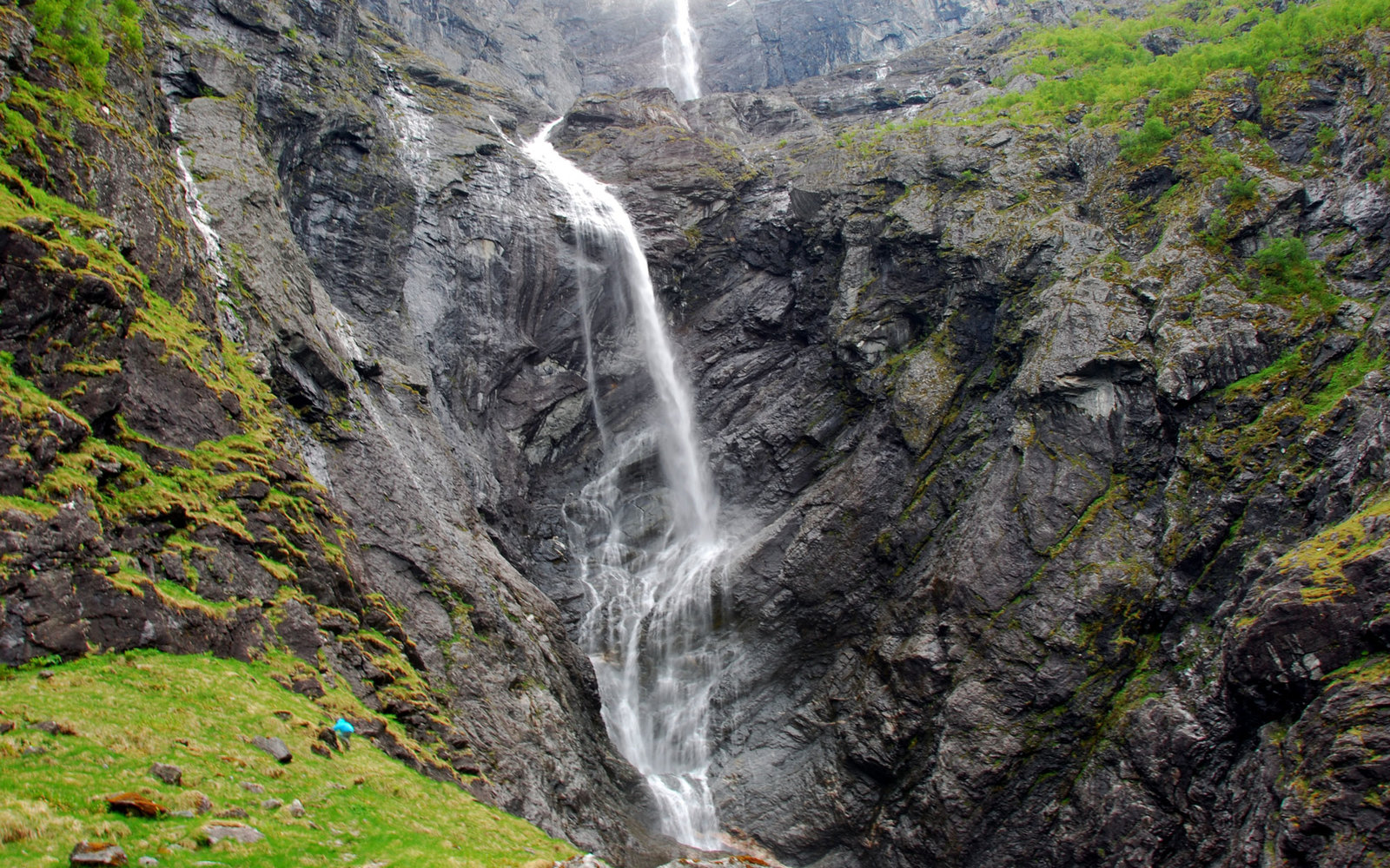Mardalsfossen Waterfall Norway