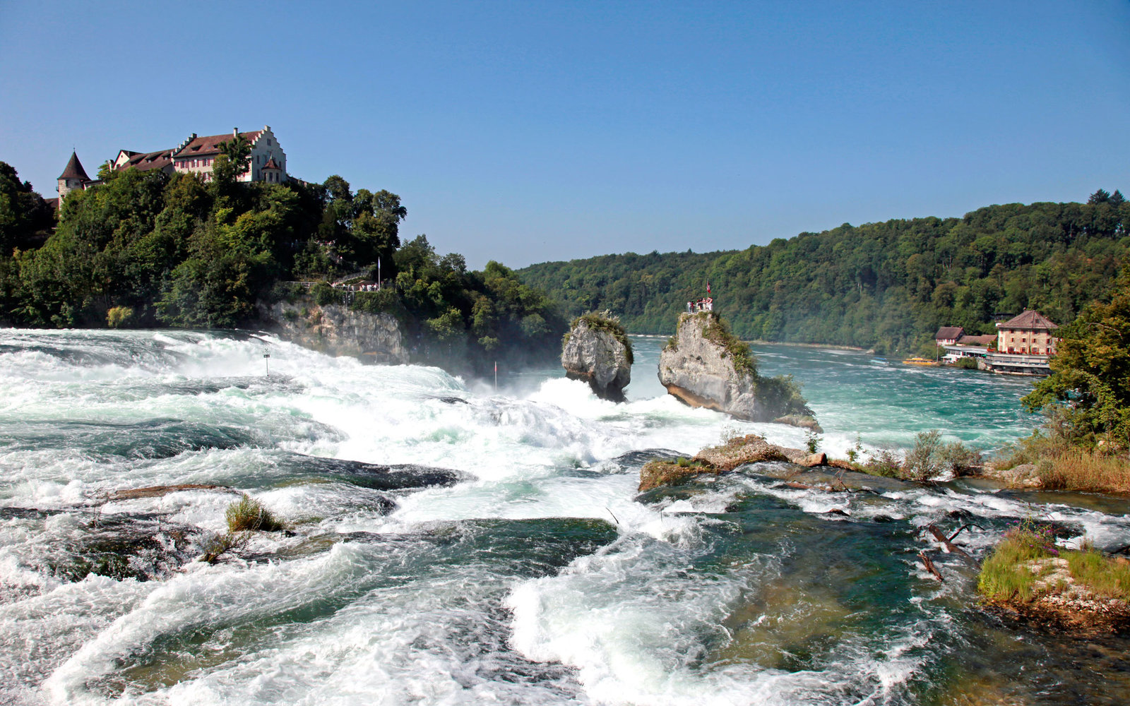 Rhine Falls Switzerland