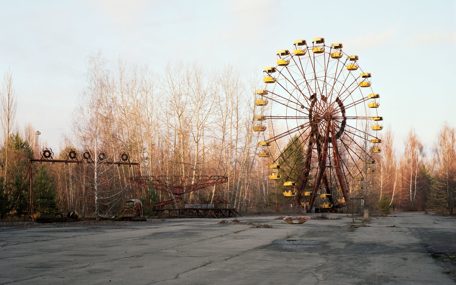 In Photos: Chernobyl, 30 Years After Nuclear Disaster