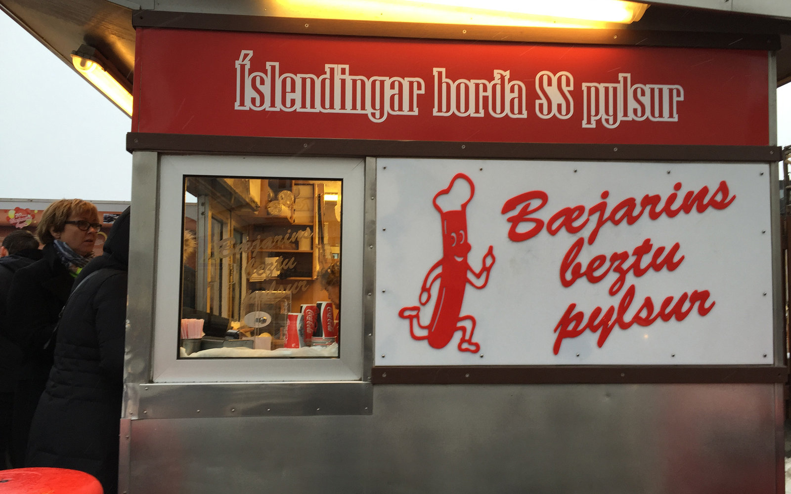 Where To Eat Hot Dogs In Iceland Travel Leisure