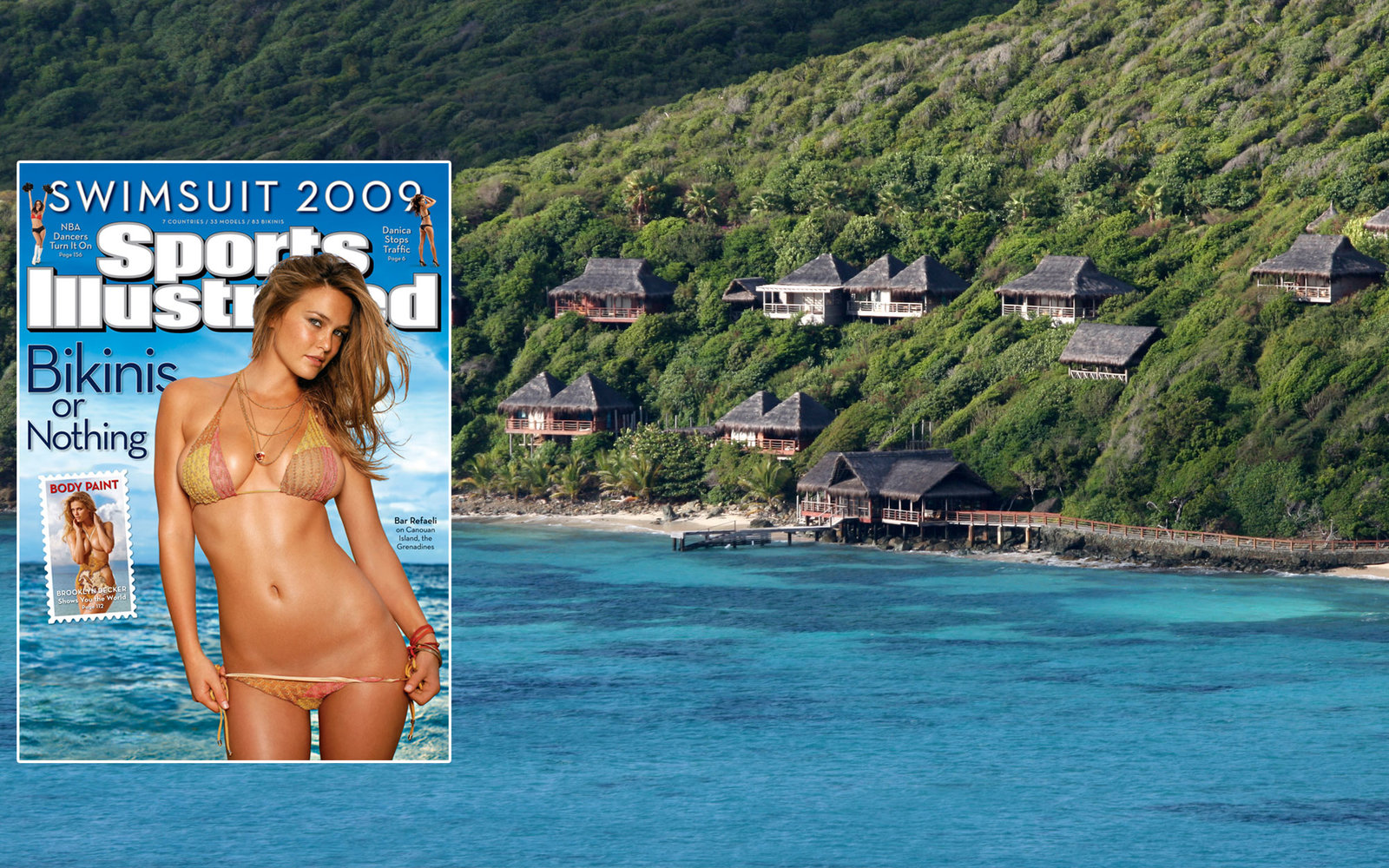 Sports Illustrated Swimsuit Issue 2009