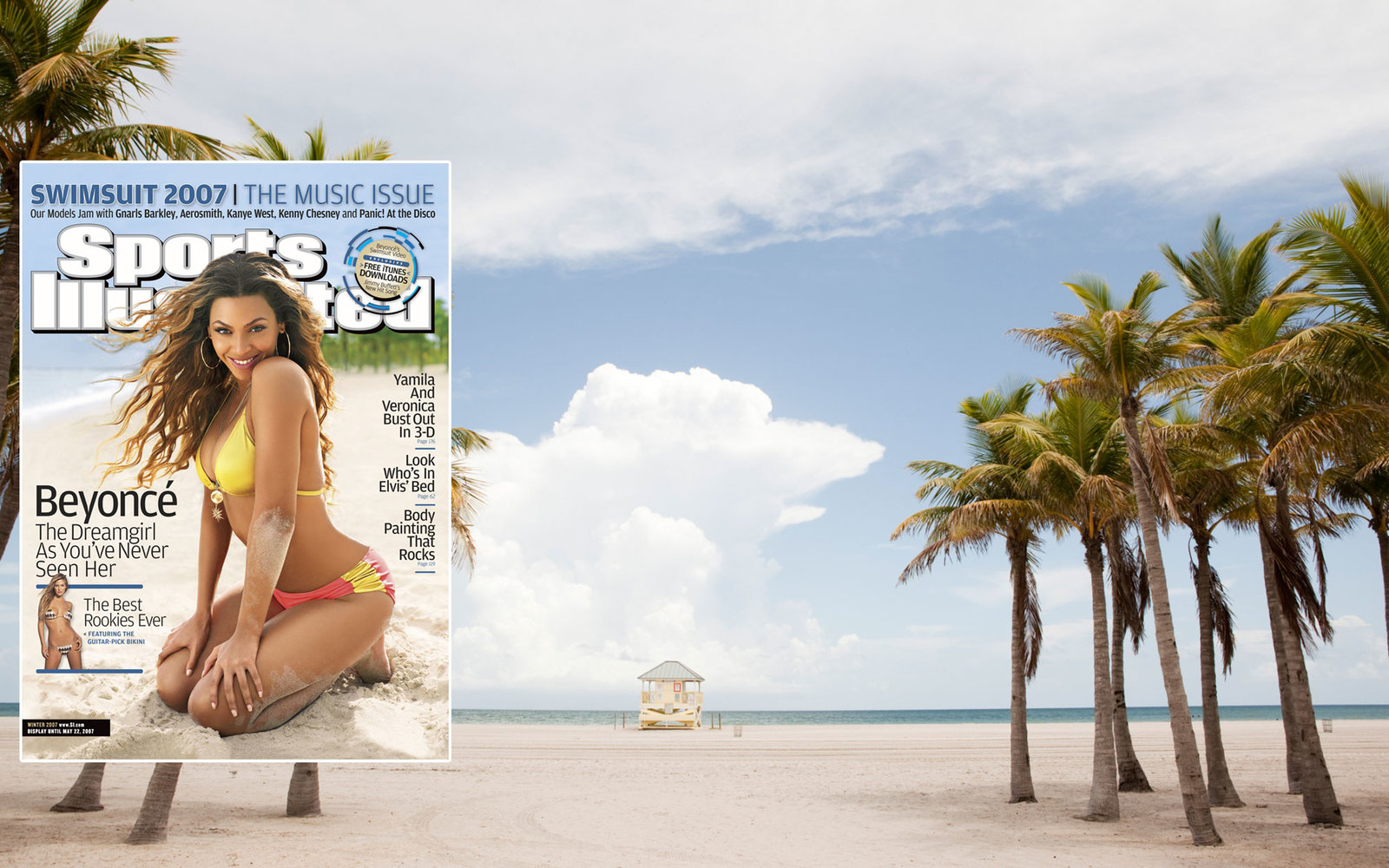 Sports Illustrated Swimsuit Issue 2007 Miami