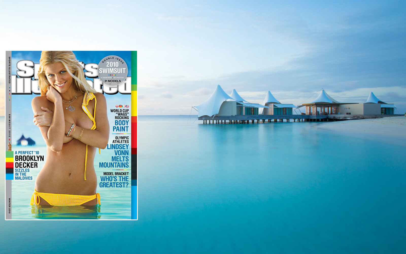 Sports Illustrated Swimsuit Issue 2010 Maldives