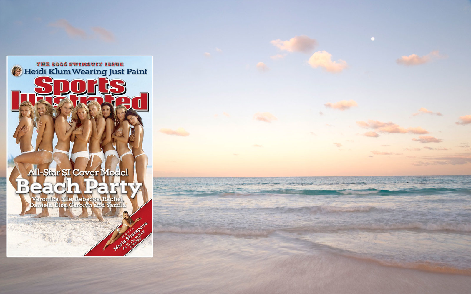 Sports Illustrated Swimsuit Issue 2006 Bahamas