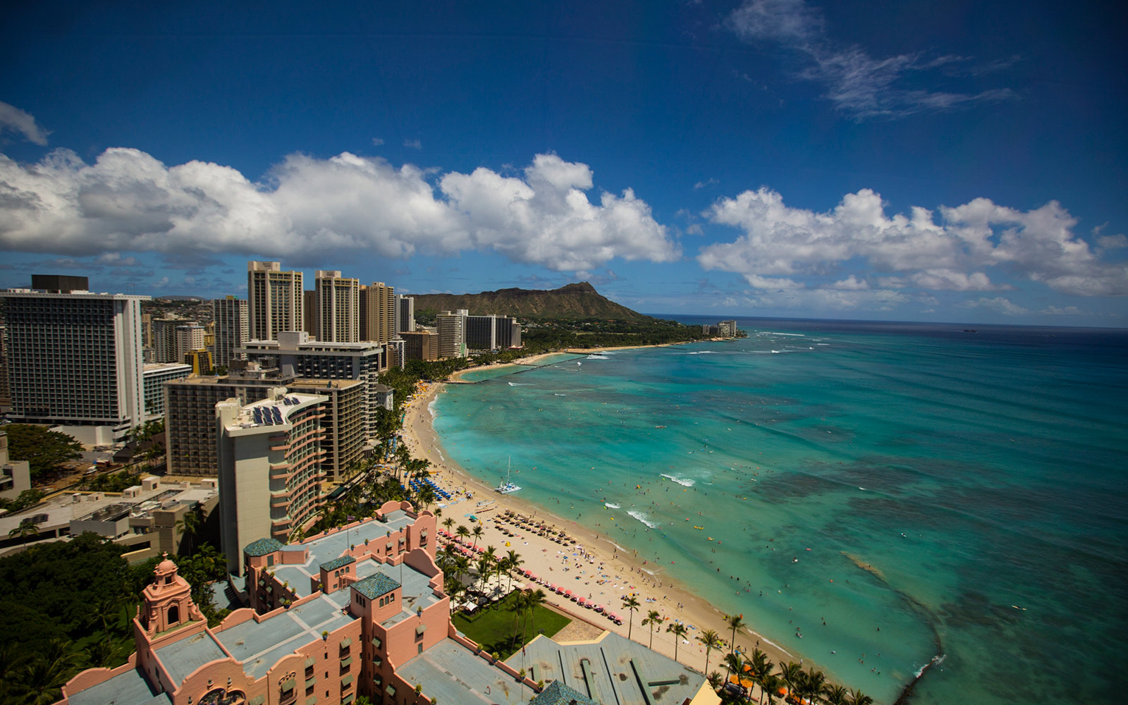 Best beaches in hawaii travel leisure for Best city to leave in usa