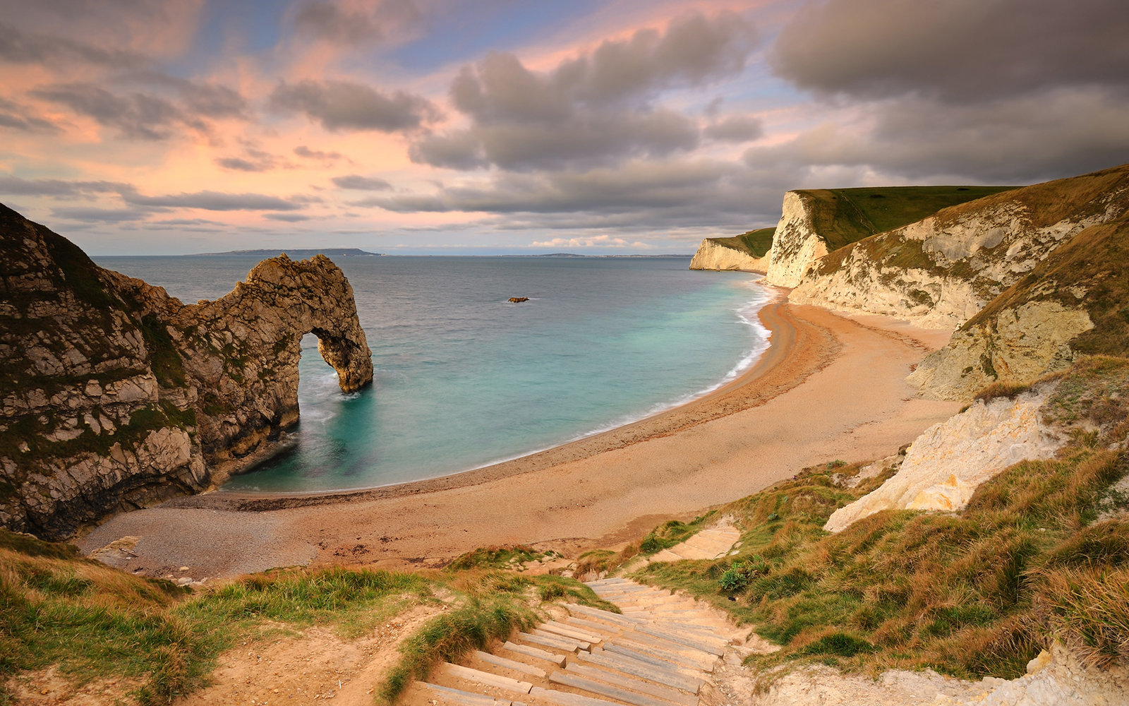 Durdle Door Beach, Dorset