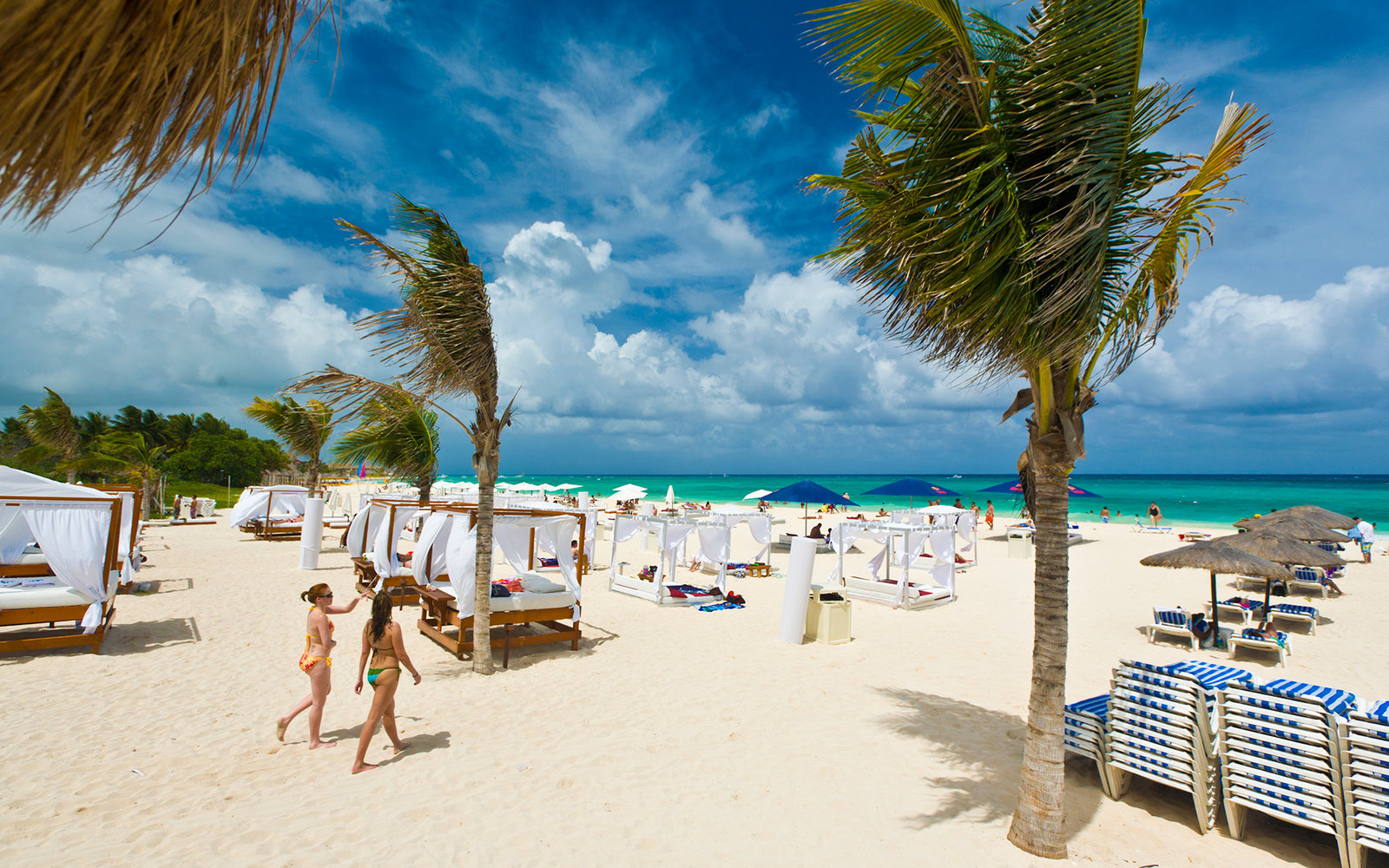 Best Public Beach In Riviera Maya