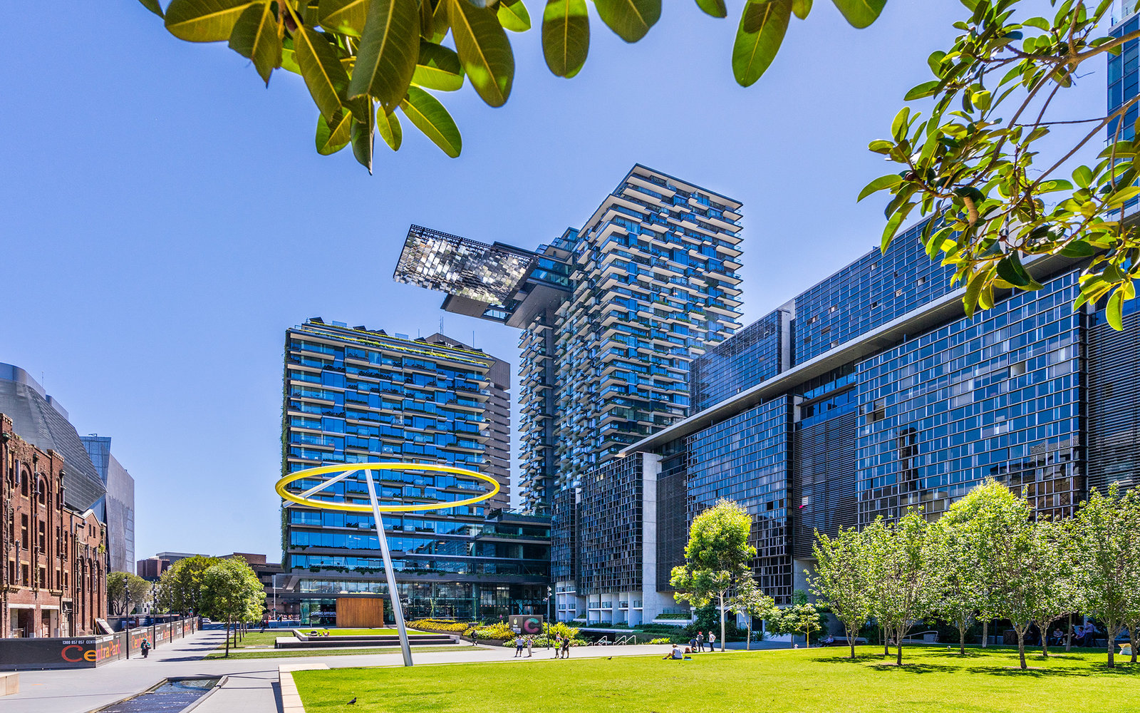 One Central Park Chippendale