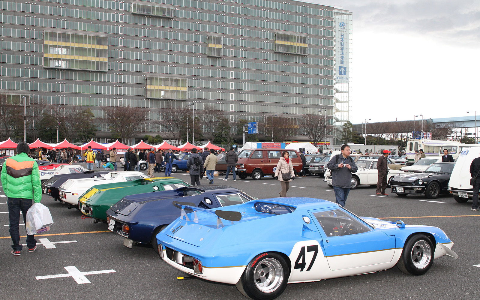 Could Japan S Car Collectors Predict The Next Big Fad Travel