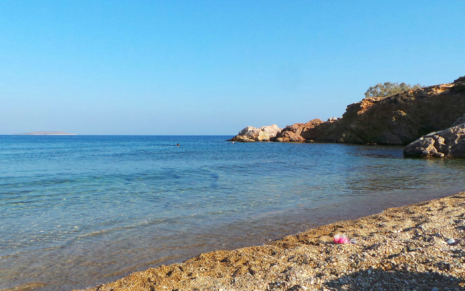 Best Beaches Greece Apantima Antiparos
