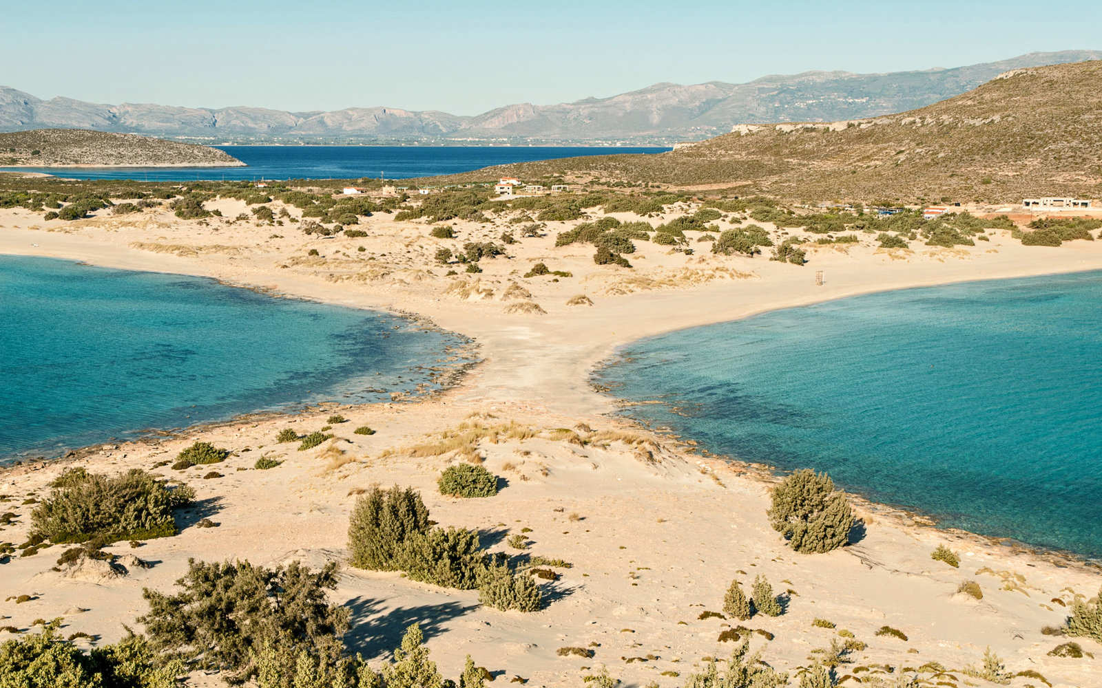 Best Beaches Greece Fragos Simos