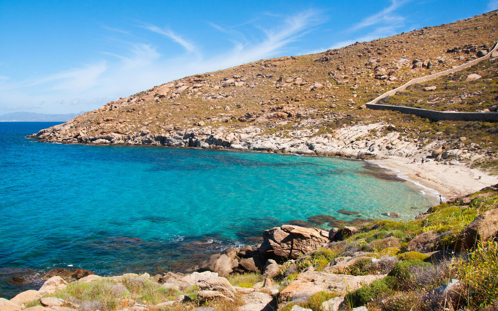 Best Beaches Greece Kapari