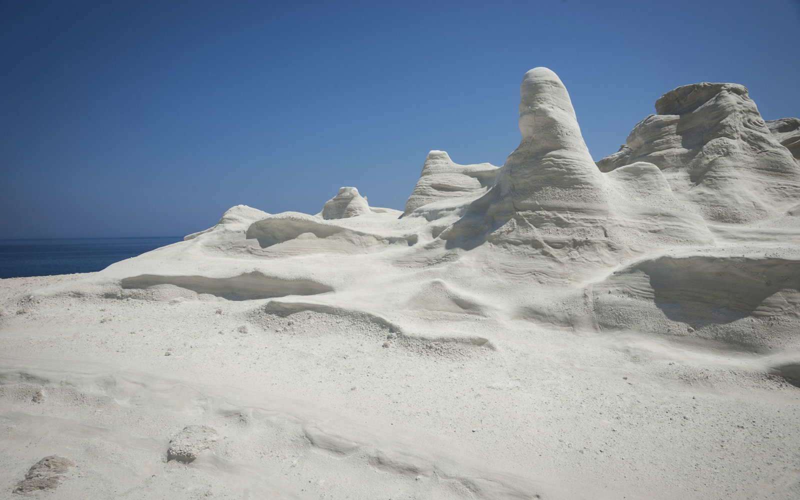 Best Beaches Greece Sarakiniko