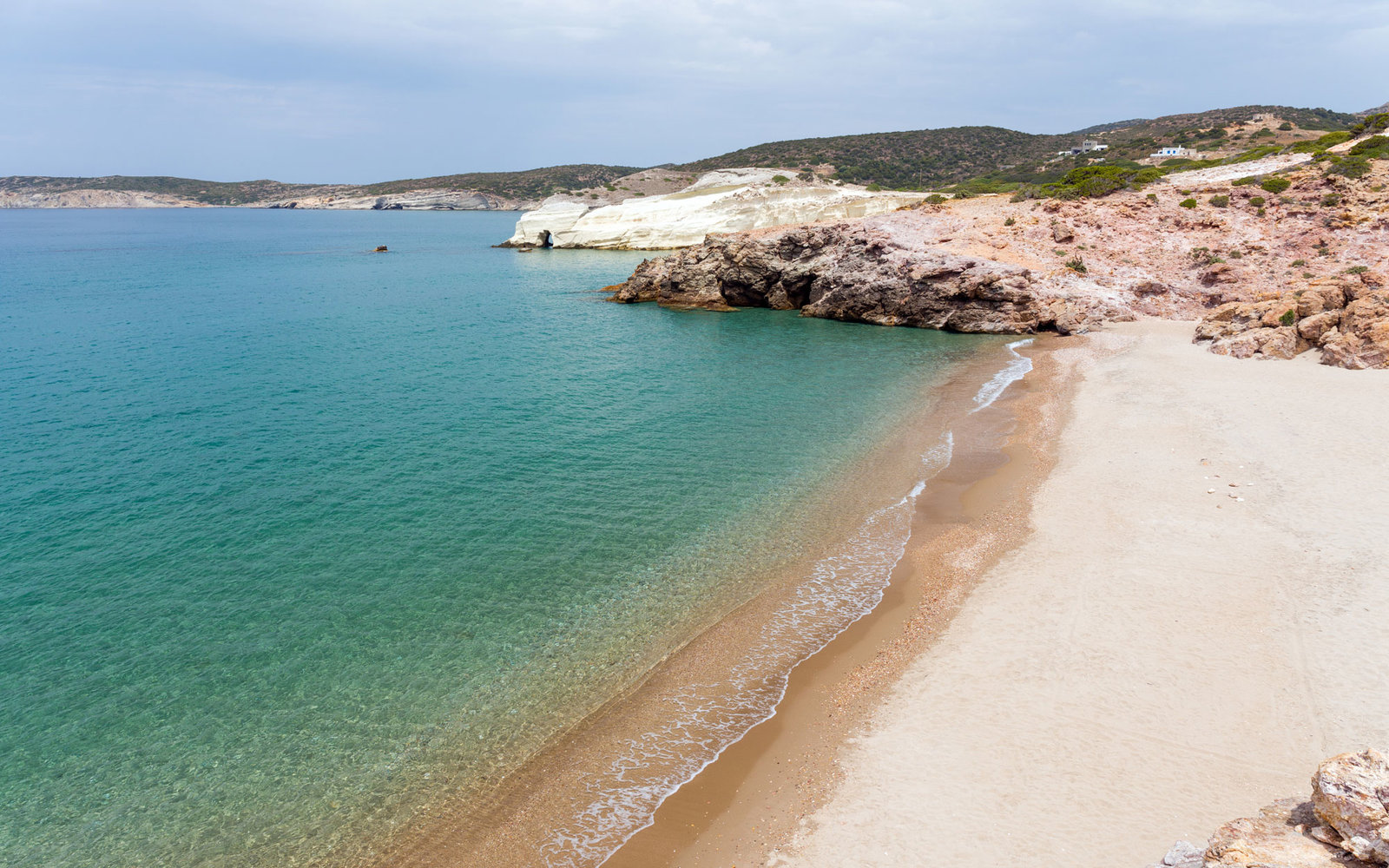 Best Beaches Greece Triades Milos
