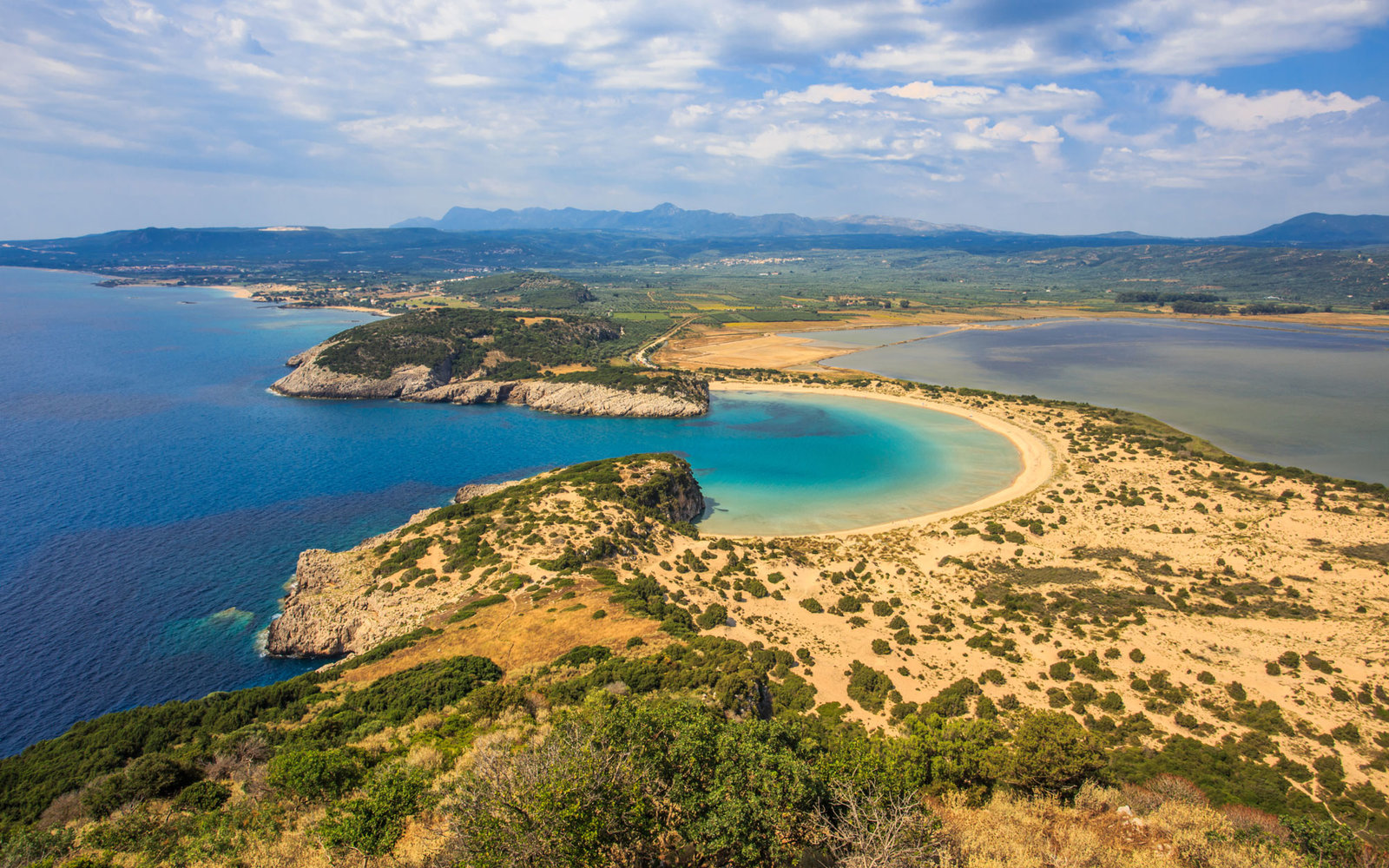 Best Beaches Greece Voldokoilia