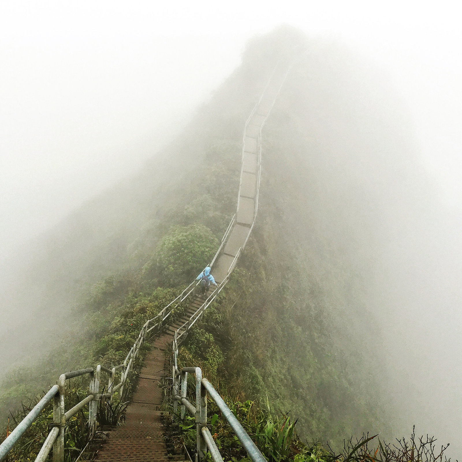 hawaii staircase