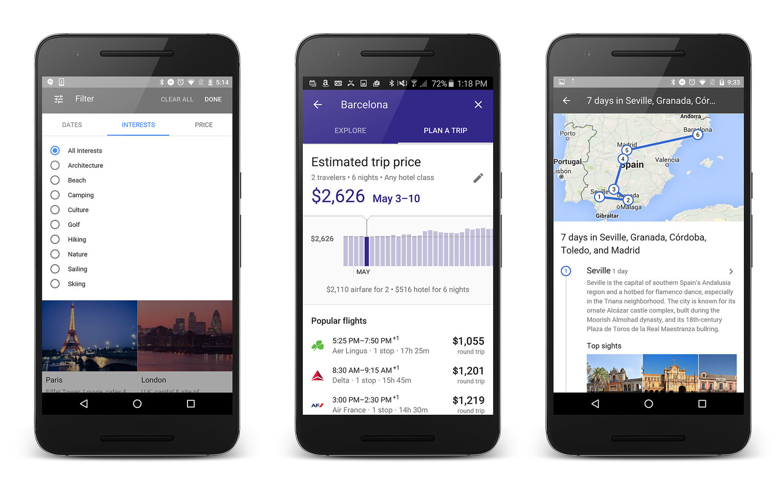 How to Use Destinations on Google | Travel + Leisure