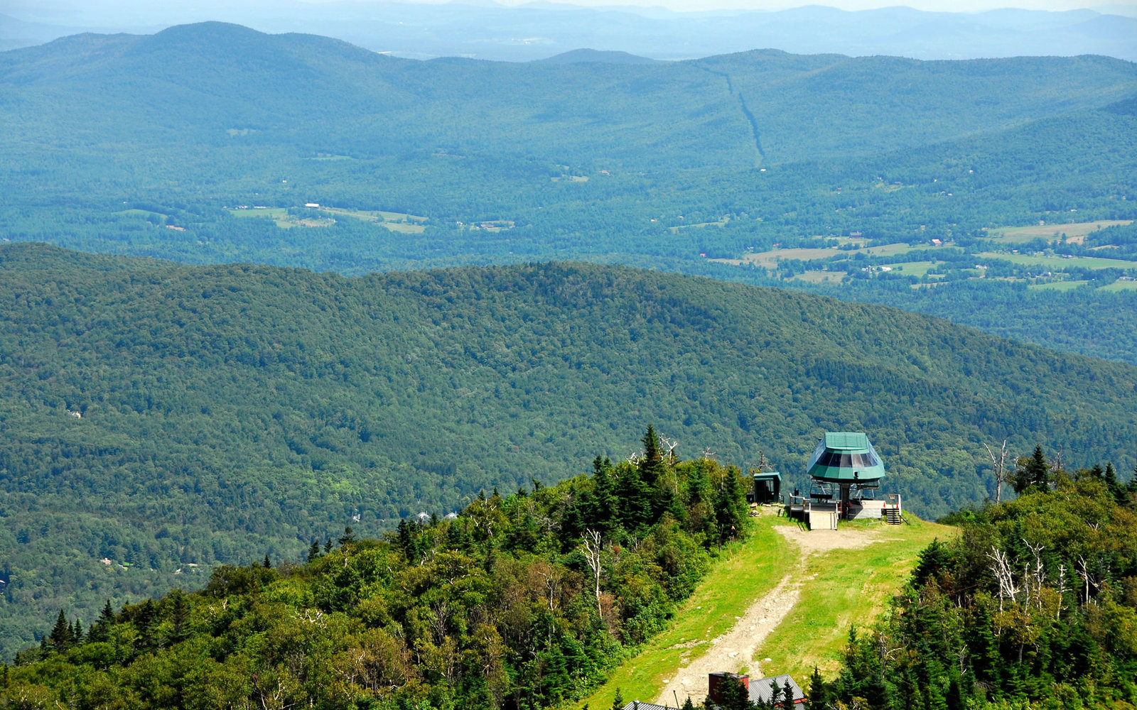 Lincoln Peak Sugarbush Resort Vermont