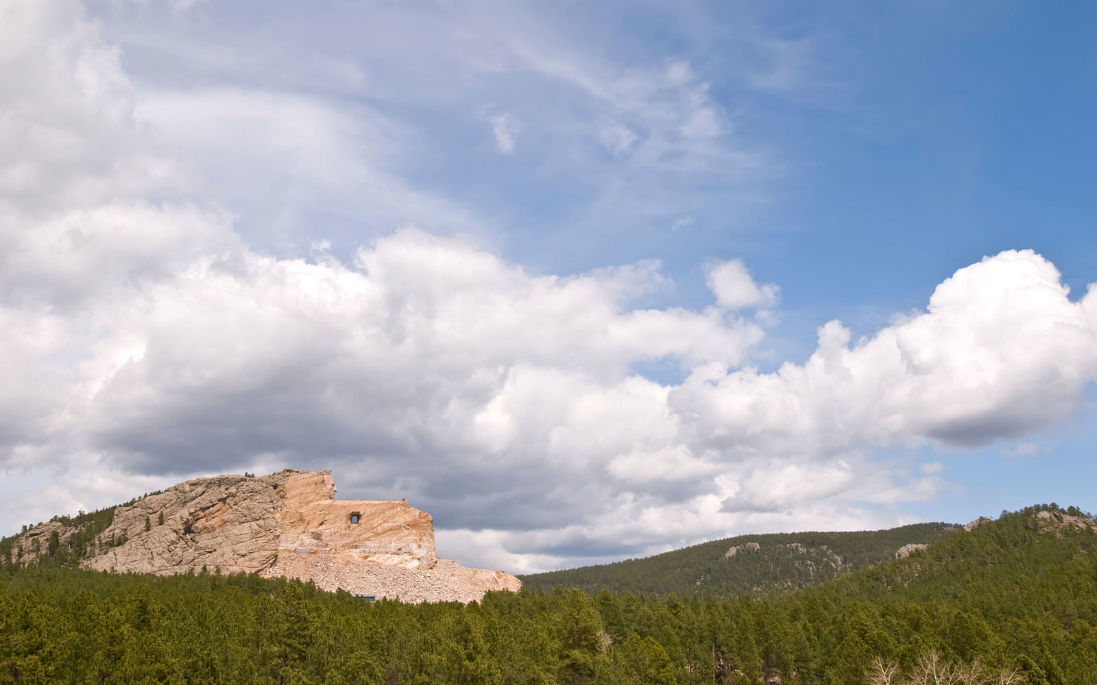 Crazy Horse Memorial South Dakota