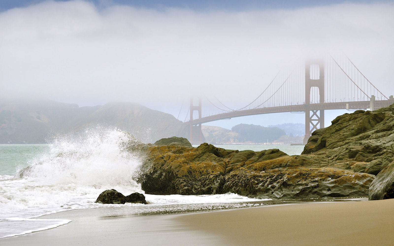 Baker Beach San Francisco California